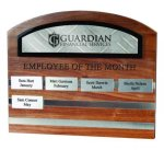 Colorframe Perpetual Sales Awards